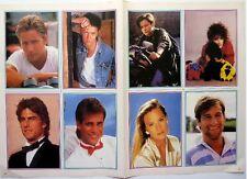 ELSA_PAUL YOUNG_EDWARD FURLONG => COUPURE DE PRESSE 2 pages 1991_FRENCH CLIPPING