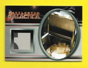 2009 Battlestar Galactica Season 4 Relic Prop Card RC5 Election Documents 30/200