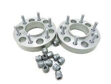 New Wheel Spacers Adapters 2PC 6X135 12X1.75 Ford E-150 E-250 E-350 Edge Escape