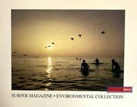 Surfer Magazine Environmental Collection Photo by Ron Stoner Surfing Poster 22 x