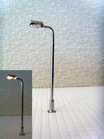 S221 - Set 10 Stück Lampen moderne Straßenlampen 1-flammig 6cm 12V NEU