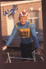 CHRIS WREGHITT cyclisme Signée Cyclo-Cross Photo ciclismo UK autograph Cycling