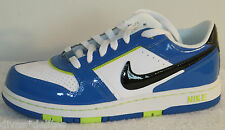 Nike Prestige 3 (GS) Sneakers  Color: White/Blue   5.5Y Style: 394659 143