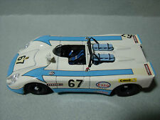 PORSCHE  902 / 02  FLUNDER  BEST  1/43  NO  SPARK