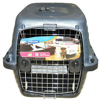 """PETMATE Compass Pet Carrier, up to 20 lbs, for dogs & cats, 24.6Lx16.9Wx15H"""""""