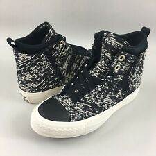 d1e1fc19ed04 Converse Chuck Taylor Selene Winter Knit Mid WOMEN S Size 5 Sneaker 553355C