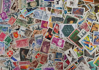 PROMO  lot 1500 timbres France différents