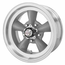 American Racing Custom Wheels VN105 Torq Thrust D Torq Thrust Gray Wheel With Ma