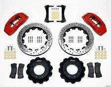 Wilwood TC6R Big Brake Kit 2003-2009 Hummer H2,Silverado 1500HD,2500HD,3500HD