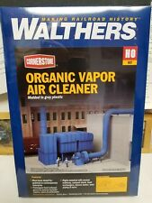 Organic Vapor Air Cleaner Walthers Model Railroad building kit 933-4086