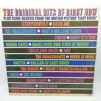 The Original Hits of Right Now Plus Hits from Easy Rider Vintage Vinyl