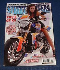 STREETFIGHTERS MAGAZINE APRIL 2012 - PIECE OF K8