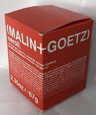 MALIN and GOETZ Neroli Votive Candle, 2.35oz ( SMALL CANDLE )(Open Box)