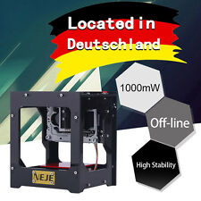 NEJE DIY 1000mW USB Laser Engraver Printer Cutter Engraving Cutting Machine DHL
