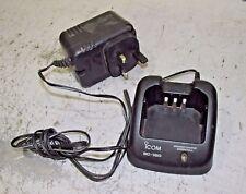 ICOM BC160 Charger Base walkie talkie 2 way radio  IC-F15 F25 F25SR battery
