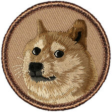 Shibe! Awesome Boy Scout Patrol Patch! - #673 The Doge Patrol!