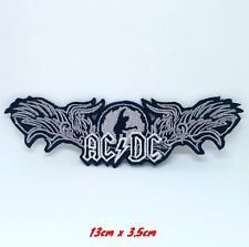 ACDC Hard rock music band Embroidered Iron/Sew on Patch #1315