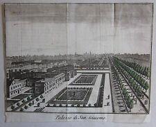 1743 PALAZZO SAN GIACOMO Salmon Albrizzi St. James's Palace London Londra