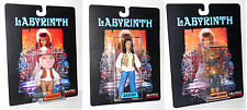 LABYRINTH FIGURE LOT X 3 HOGGLE SARAH GOBLIN CUSTOM MOVIE LABYTINTH DAVID BOWIE