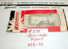 Rear motor carrier chassis Sidewinder MK70 Motor by Dynamic1960 Vintage #574 NOS