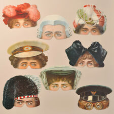 Mamelok Victoria and Albert Museum Paper Masks (R425)