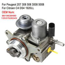 High Pressure Fuel Pump For PSA Citroen Peugeot 207 308 C4 1.6 1920LL 9819938480