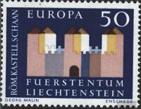 Liechtenstein 444 (kompl.Ausg.) postfrisch 1964 Europa