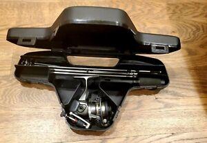 Vintage Daiwa Minispin Freshwater Spincasting Rod & Reel Combo Travel Kit
