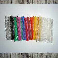 """1000- 9 Color 1"""" Clothing Garment Price Label Tagging Tagger Gun Barbs Fasterner"""
