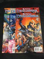 Dreamwar # 1 - 6  DC Wildstorm Comics VF Batman Grifter Superman Midnighter