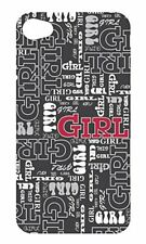 Kangaroo Lab Ultra Thin iPhone 4 / 4S Case HEY GIRL