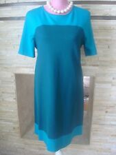 NWT Kate Spade Racquel Color Block Shift Dress Aquamarine Teal $368 – Size 8!