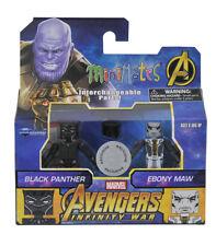 Minimates Marvel Toys R Us Infinity War Black Panther And Ebony Maw 2 Pack