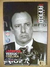 2005 La Liga Uefa Champions-Programa Oficial Liverpool V Chelsea ~