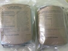 A-Pack Emergency Military Survival Ready Meal MRE Self-Warming Penne Sausage cr.