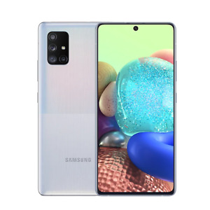 Samsung Galaxy A71 5G (Unlocked) 128GB Dual SIM 6.7in 64MP 8GB RAM