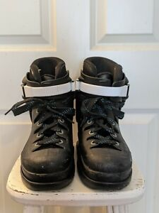 Them Skates 908 Black Size 9-10