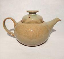 Vintage Denby Camelot Large Teapot 2 Pints Stoneware VGC