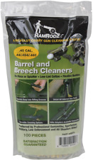 RamRodz .45 Caliber Gun Swabs (Bag of 75)