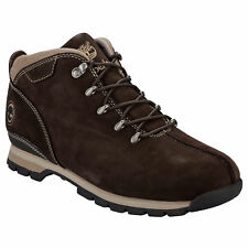Mens Timberland Ek Split Rock Boots In Brown-Cushioned Ankle And Tongue-Padded