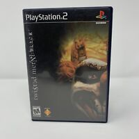 Twisted Metal: Black Sony PlayStation 2 PS2 Game Complete With Manual Tested