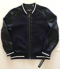 Karl Lagerfeld Paris Men's Zip-Front Sport Jacket size XL