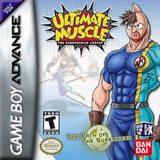 Ultimate Muscle GBA New Game Boy Advance