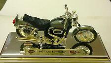 MAISTO 1:18 MOTO HARLEY DAVIDSON 1977 FXS LOW RIDER  ART 39360
