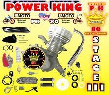 66cc/80cc 2-Stroke Motorized Bike Kit For Bicycles High Power Motorbike Kit