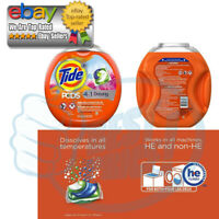 Tide PODS Plus Downy 4 in 1 HE Turbo Laundry Detergent Pacs, April Fresh Scent
