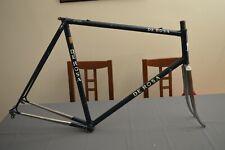 Vintage De Rosa frame & fork frameset road bike bicycle Columbus SLX 59 cm