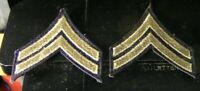 U.S. ARMY WWII Private Rank Patch