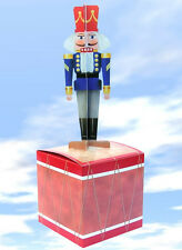 Large Nutcracker Gift Box -  No wrapping paper needed