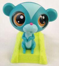 "Blau 3"" Littlest Pet Shop Frettchen Waterworld Figur"